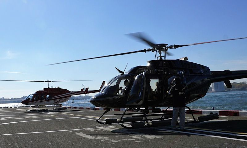 Basic information to have when opting for helicopter tours