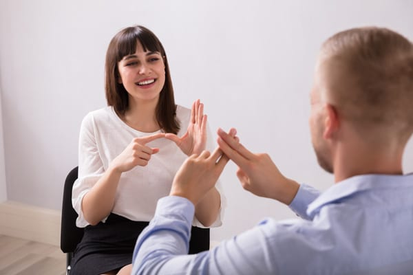 Sign Language for Business