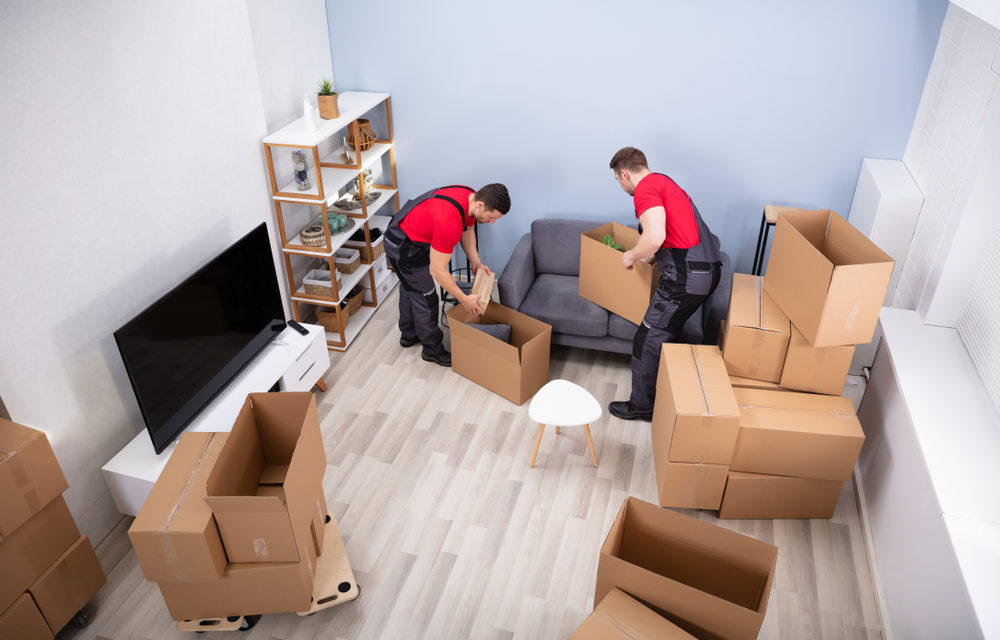 Tips to hire professional movers