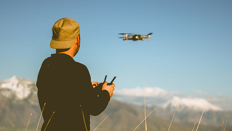 The Basics of Flying a Drone